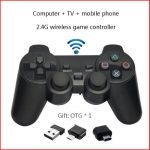 Ps3 Tv Dedicated Gamepad 2.4g Wireless Connection