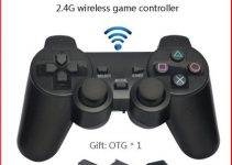 Ps3 Tv Dedicated Gamepad 2.4g Wireless Connection 4