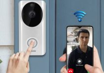 Alfawise L9 Plus Smart Home Security 1080P WiFi Video Doorbell 5