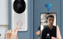 Alfawise L9 Plus Smart Home Security 1080P WiFi Video Doorbell