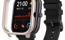 TAMISTER Smart Watch Frame Ultralight Protective Shell Cover for Amazfit GTS