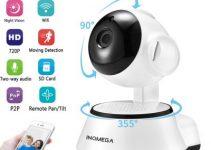 INQMEGA IP Camera Wireless 720P Home Security Surveillance CCTV Network Camera  ICSEE 3