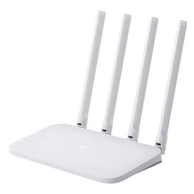 Original Xiaomi Mi WIFI Router 4C 64 RAM 300Mbps 2.4G 4 Antennas Band Wireless Repeater APP Control