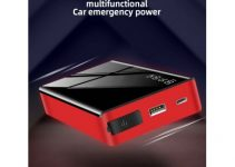 Multi Function Automatic Emergency Start Power Supply Large Capacity Mobile Rechargeable Battery 5