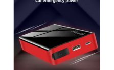 Multi Function Automatic Emergency Start Power Supply Large Capacity Mobile Rechargeable Battery
