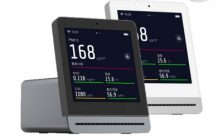 ClearGrass Air monitor Retina Touch IPS Screen Mobile Touch Operation pm2.5 Work With Mijia App
