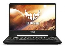 "ASUS TUF Gaming Laptop, 15.6"" 144Hz Full HD IPS-Type Display, Intel Core i7-9750H Processor, GeForce GTX 1650, 8GB DDR4, 512GB PCIe SSD, Gigabit Wi-Fi 5, Windows 10 Home, FX505GT-AB73 3"