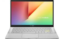 """ASUS VivoBook S14 S433 Thin and Light Laptop, 14"""" FHD Display, Intel Core i5-1135G7 CPU, 8GB DDR4 RAM, 512GB PCIe SSD, Thunderbolt 3, Wi-Fi 6, Windows 10 Home, Dreamy White, S433EA-DH51-WH"""