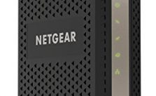 NETGEAR Cable Modem CM1000 – Compatible with All Cable Providers Including Xfinity by Comcast, Spectrum, Cox | For Cable Plans Up to 1 Gigabit | DOCSIS 3.1, Black (CM1000-1AZNAS)