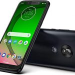 Motorola Moto G7 Play (32GB, 3GB RAM) 5.7″ HD+ Max Vision, Global 4G LTE GSM + CDMA T-Mobile Unlocked (Verizon, AT&T, Metro, Straight Talk) XT1952-4 (Black, 64GB SD Bundle)