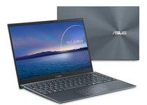 "ASUS ZenBook 13 Ultra-Slim Laptop 13.3"" FHD NanoEdge Bezel Display, Intel Core i5-1035G1, 8GB LPDDR4X RAM, 256GB PCIe SSD, NumberPad, Thunderbolt, Wi-Fi 6, Windows 10 Pro, Pine Grey, UX325JA-XB51 3"