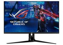"ASUS ROG Swift PG329Q 32"" Gaming Monitor, 1440P WQHD (2560x1440), Fast IPS, 175Hz (Supports 144Hz), 1ms, G-SYNC Compatible, Extreme Low Motion Blur Sync, Eye Care, HDMI DisplayPort USB, DisplayHDR 600 2"