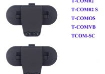 T-COMVB TCOM-SC Motorcycle Bluetooth Waterproof Helmet Interphone Clip 3