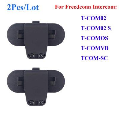 T-COMVB TCOM-SC Motorcycle Bluetooth Waterproof Helmet Interphone Clip