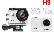 EKEN H9R / H9 Action Camera Ultra HD 4K / 30fps WiFi 2.0 inch 170D Underwater Waterproof Helmet Video Recording Cameras Sport Cam 5
