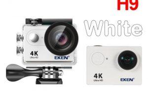 EKEN H9R / H9 Action Camera Ultra HD 4K / 30fps WiFi 2.0 inch 170D Underwater Waterproof Helmet Video Recording Cameras Sport Cam 7