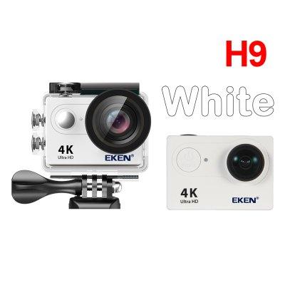 EKEN H9R / H9 Action Camera Ultra HD 4K / 30fps WiFi 2.0 inch 170D Underwater Waterproof Helmet Video Recording Cameras Sport Cam
