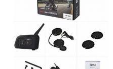 V6 Multi BT Interphone 1200M Motorcycle Bluetooth Helmet Intercom