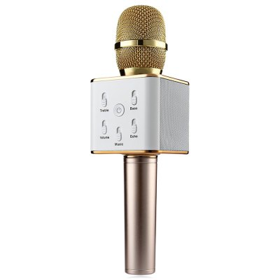 TUXUN Q7 Wireless Bluetooth Speaker Microphone with 2600mAh Large Capacity Battery
