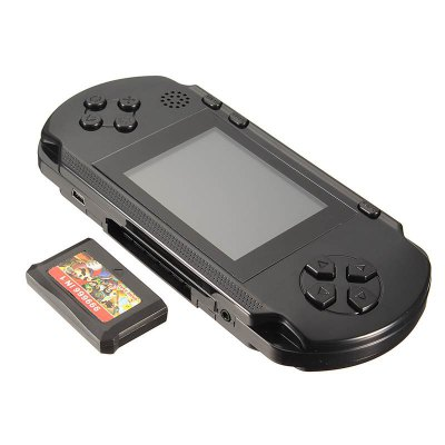 3-Inch Slim PXP3 16-bit Portable Portable Game Console 2 Built-In 150 Game Cards