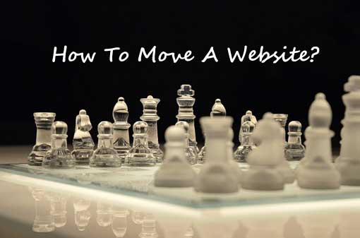 How to Move A Website Easily Using A Wordpress Plugin 1