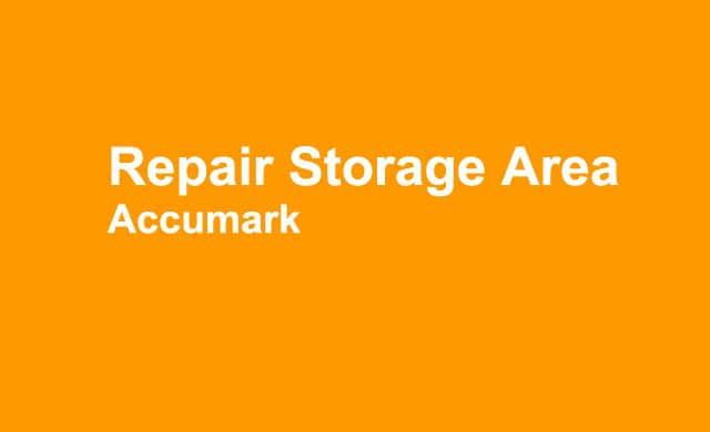 storage area missing