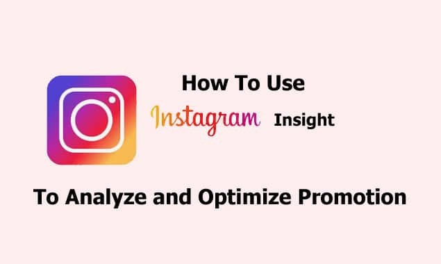 how to use instagram insight