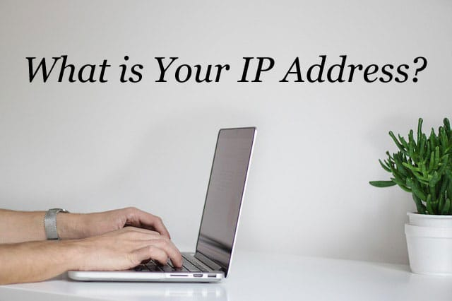 how to find my ip address